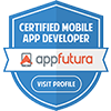 Mobile Application Development Company Certified by AppFutura