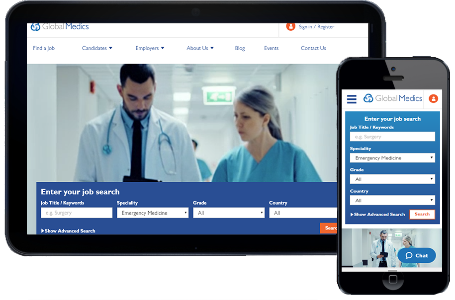 healthcare globalmedics software