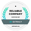 Software company verified by Extract